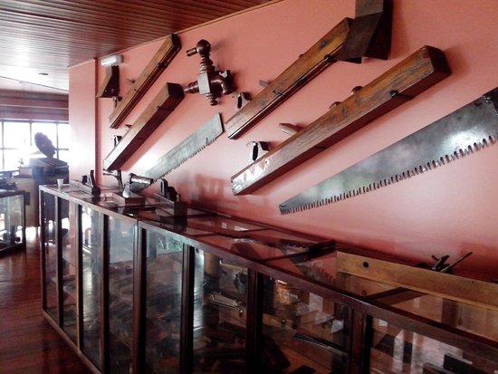 Buganville Palace Hotel: Antiguidades na decoração