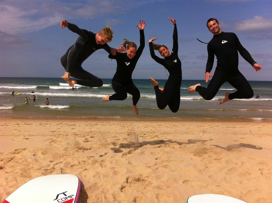 Lisbon Surf Day Tours