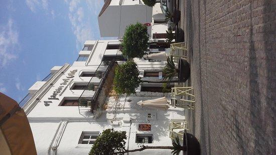 Hotel La Casa del Califa Hotel: view of hotel