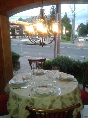 La Gruyere Restaurant : .