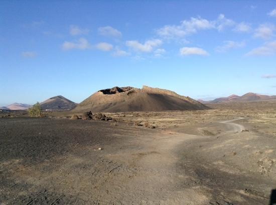 Raven's Volcano.