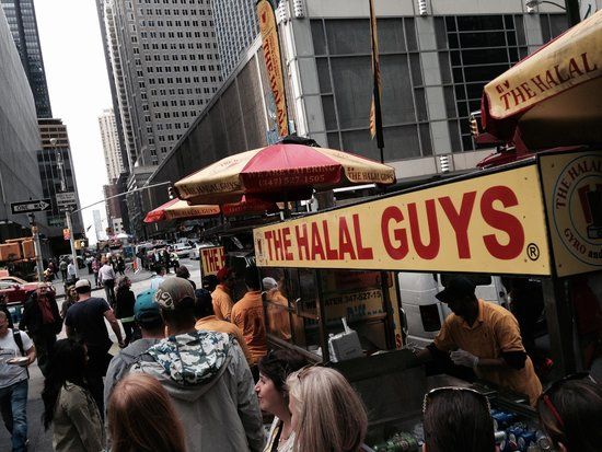 The Halal Guys: Banchetto