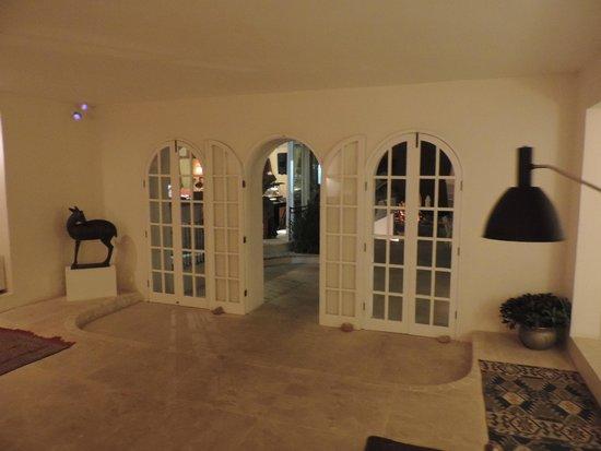 Casas Brancas Boutique Hotel & Spa: Area Comum