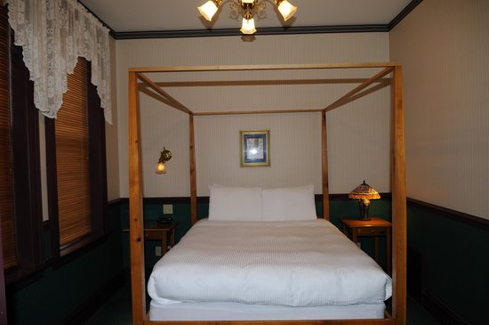 The Audubon Inn : Bedroom