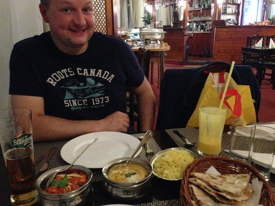 Flavours: One of the best curries in a long time!