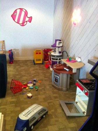 Southampton Inn: Play Room