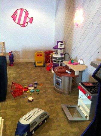 Southampton Inn : Play Room