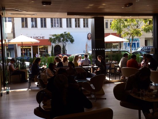 Photo of Cafe Nespresso Flagship Boutique at 320 N Beverly Dr, Los Angeles, CA 90210, United States