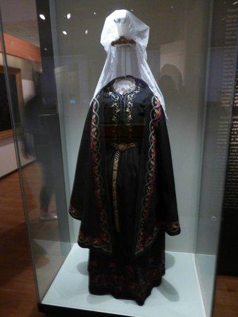 Isländisches Nationalmuseum: costume