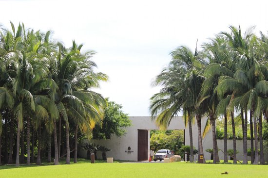 entrance picture of the st regis punta mita resort punta de mita rh tripadvisor ie