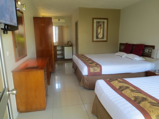 Capricorn Fiji Hotel: superior room