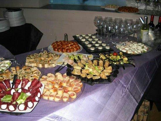 Coco Pazzo: Buffet particolari e deliziosi