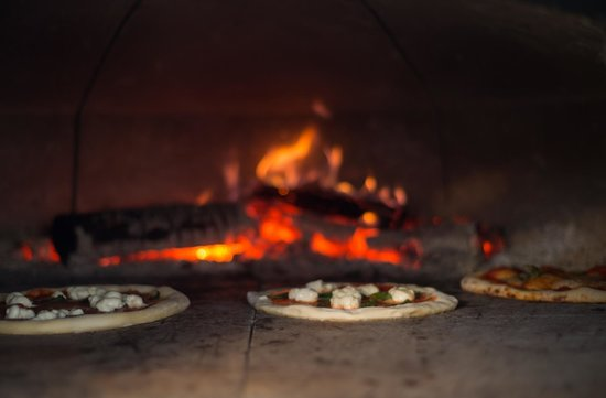 Playing With Fire Wood Fired Pizza