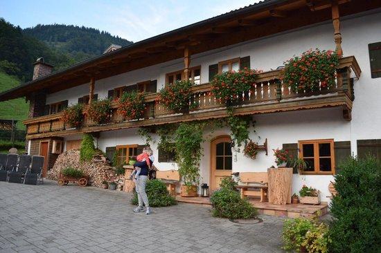 Mayringerlehen, Ramsau, 4Sept2014