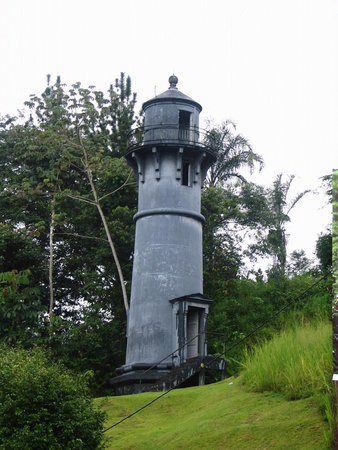 Panama RoadRunner Transportation: Lighthouse at Gamboa Rainforest