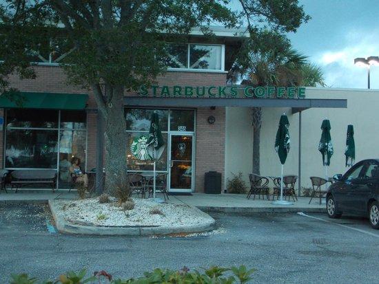 Starbucks Gulf Breeze Restaurant