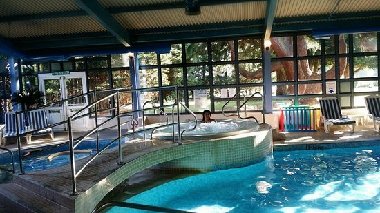 Pool Picture Of Mercure Chester Abbots Well Hotel Chester Tripadvisor