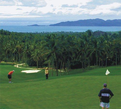 Santiburi Samui Country Club: wonderful golf