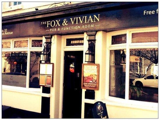 Fox And Vivian Leamington Spa