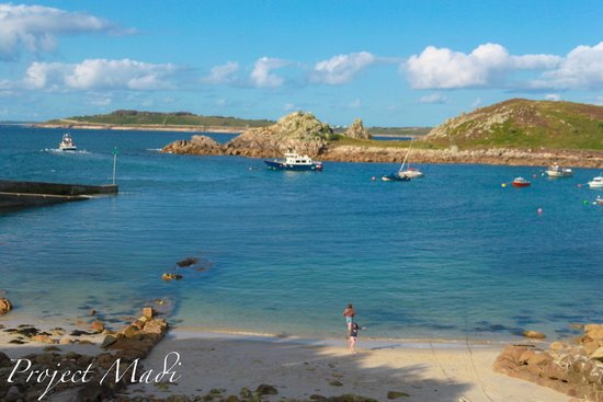 coast of st agnes bild von scilly inseln england. Black Bedroom Furniture Sets. Home Design Ideas