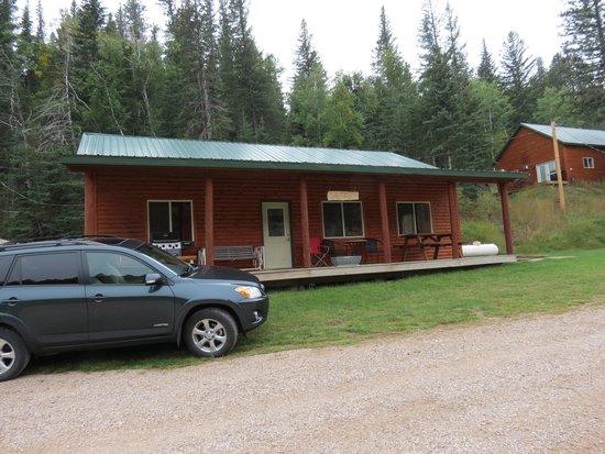 Cole Cabins Deadwood Sd Cottage Reviews Photos