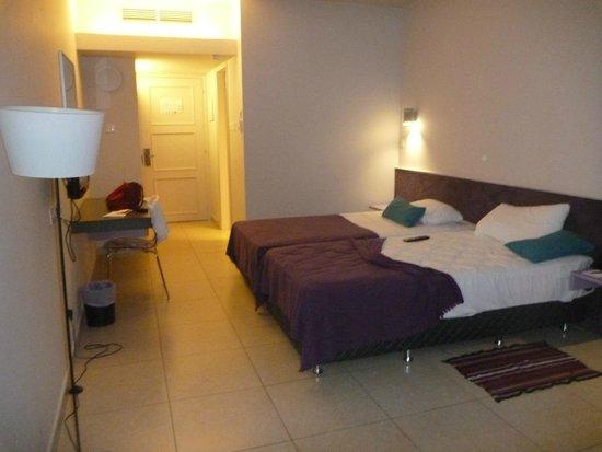 Altius Boutique Hotel: Main Room