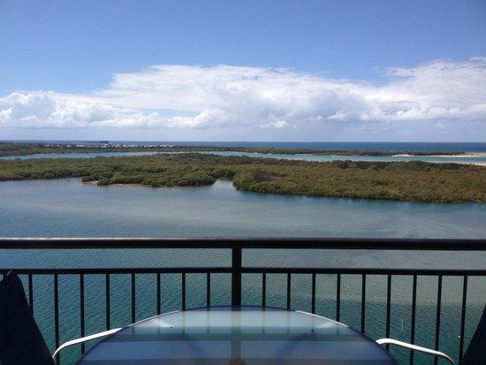 Banyandah Towers: River view