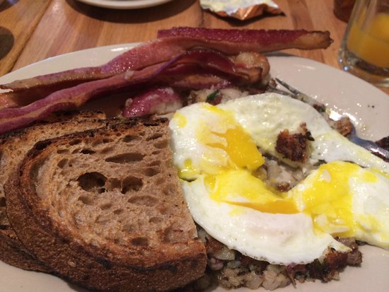 Penny Cluse Cafe: Breakfast