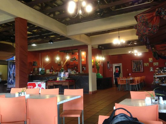 Rumbia Resort Paka : Kayu Manis Coffee House