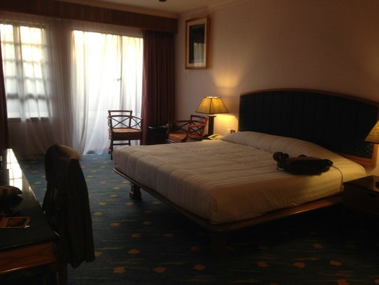 Resorts World Kijal: Room