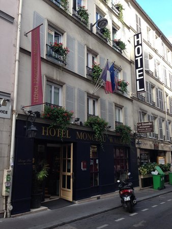Monceau Wagram Hotel : Outside