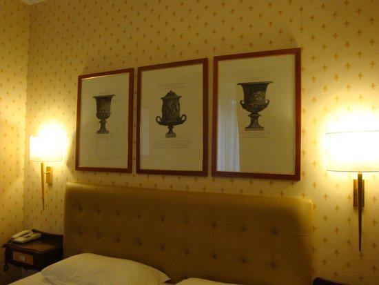 Hotel Imperiale : quarto
