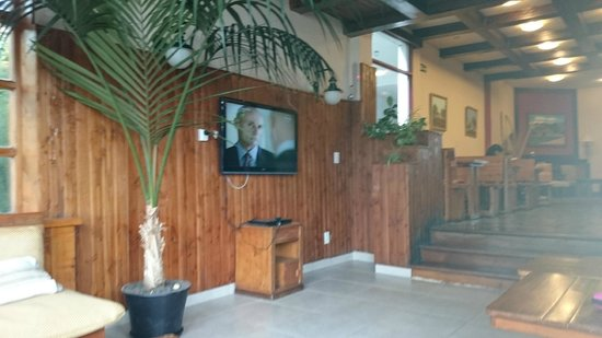 Hostel Tierra Gaucha: Living del Hotel