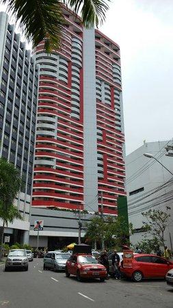 Mercure Salvador Boulevard: hotel