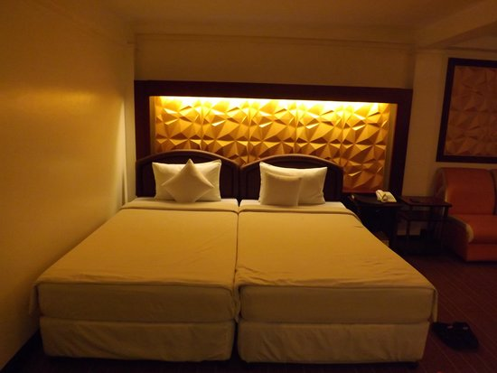 Clover Hotel : 部屋