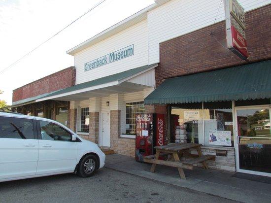 Greenback Museum
