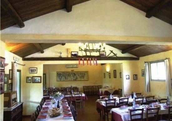 Monti, Italien: Su furreddu