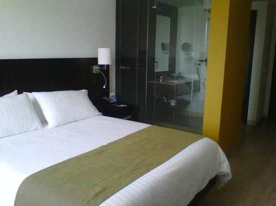 NH Collection Barranquilla Smartsuites Royal : Mi habitación