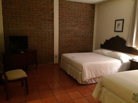 Hotel El Convento : Cuarto