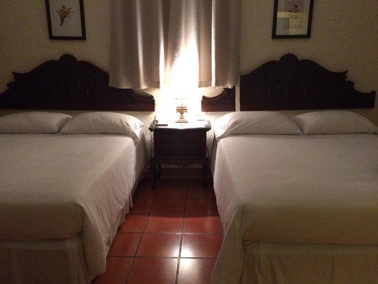 Hotel El Convento: Camas