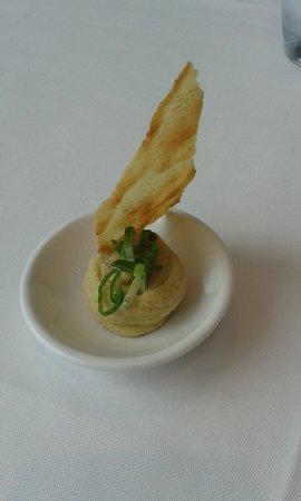 Bahía Taberna: Hummus