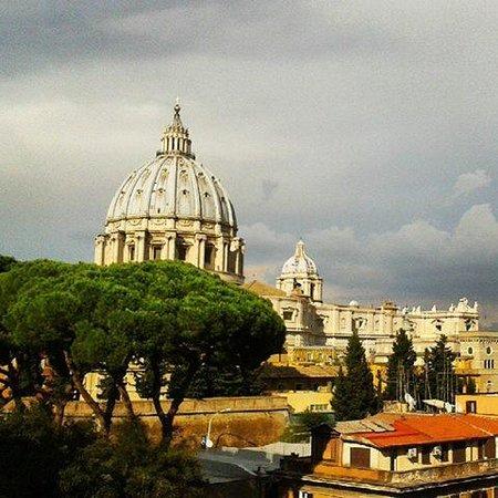 Casa Vivanti: Vista desde nuestra habitación :)