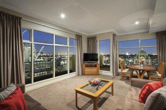 Flinders Landing Apartments: Penthouse apartment