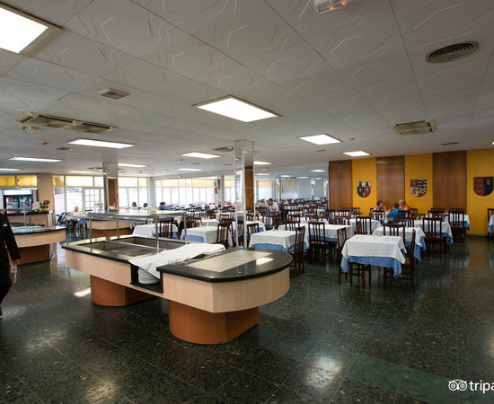 Buffet Restaurant at the Gran Hotel Don Juan