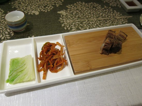 Yongsusan Taepyeongno Store: Pork Belly