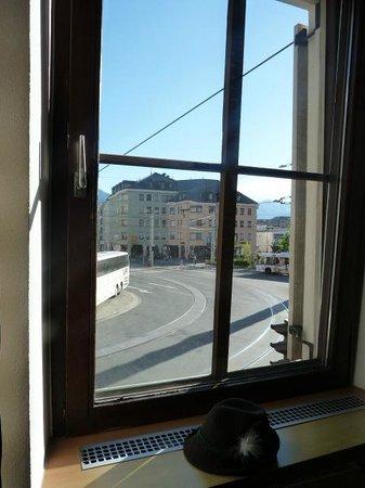 Hotel Innsbruck: Habitación