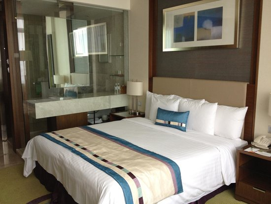Courtyard by Marriott Seoul Times Square : Aug. 2012 Business trip