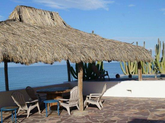 La Playa Rv Hotel Palapa Uso Común