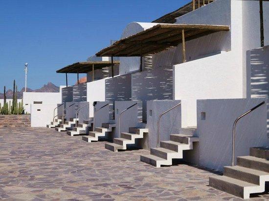 La Playa Rv Hotel Otra Vista De Las Habitaciones
