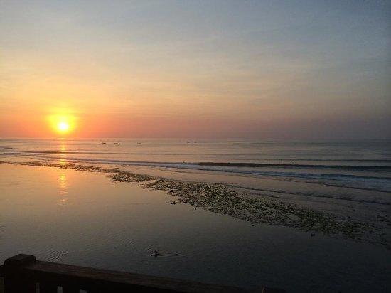Anantara Uluwatu Bali Resort : Sunset